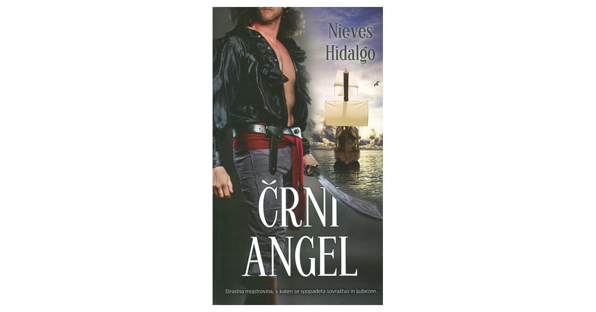 Črni angel - Nieves Hidalgo | Menschenrechtaufnahrung.org