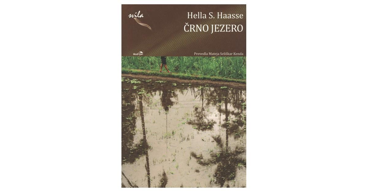 Črno jezero - Hella S. Haasse | Fundacionsinadep.org