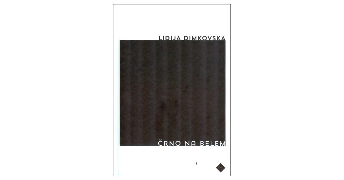 Črno na belem - Lidija Dimkovska | Menschenrechtaufnahrung.org