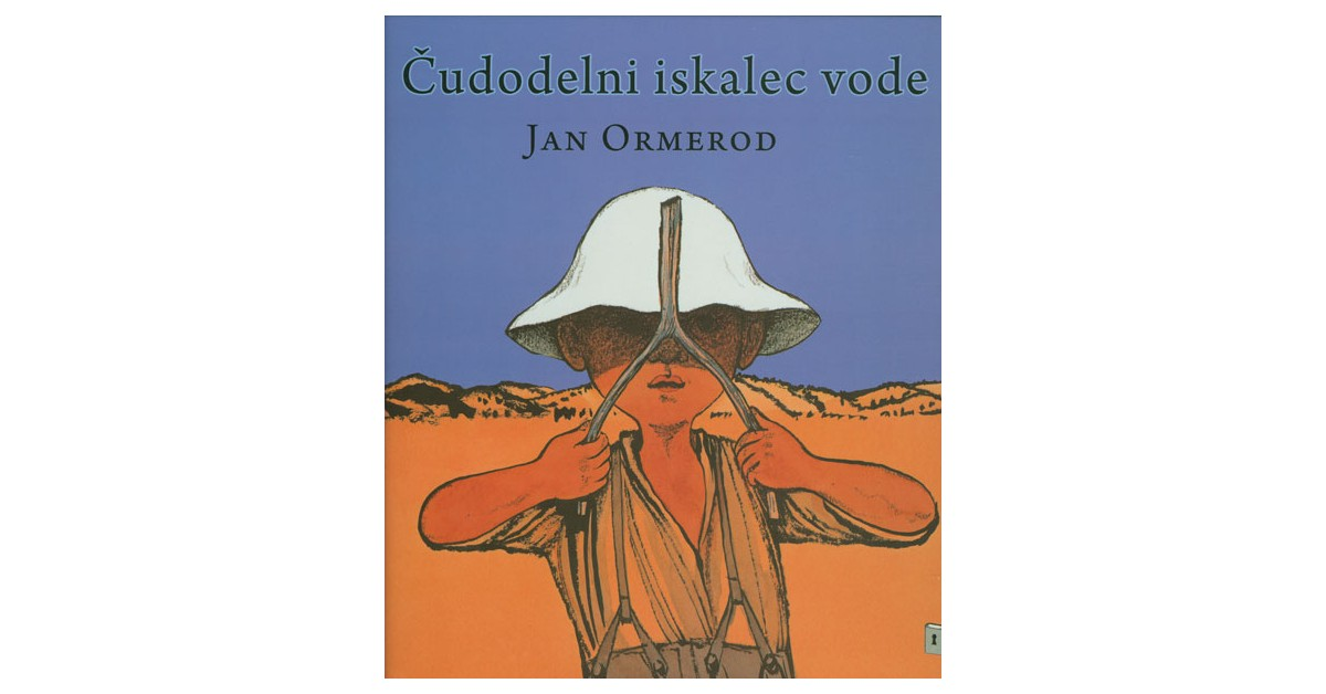 Čudodelni iskalec vode - Jan Ormerod | Menschenrechtaufnahrung.org