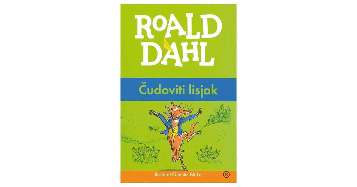 Čudoviti lisjak - Roald Dahl | Fundacionsinadep.org