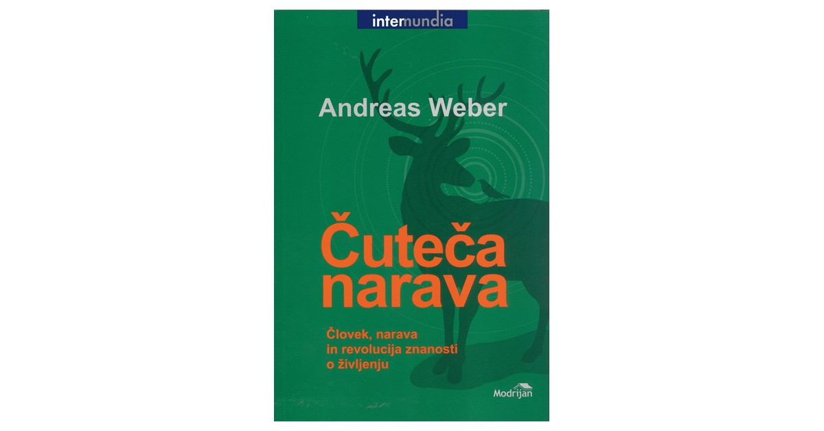 Čuteča narava - Andreas Weber   Fundacionsinadep.org