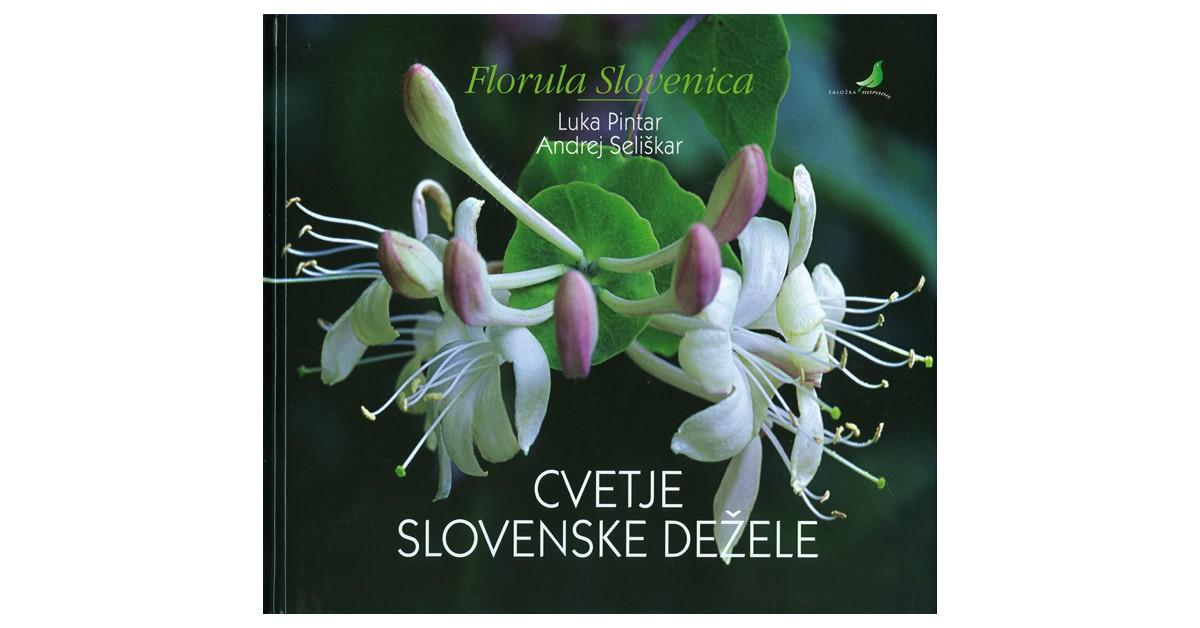 Cvetje slovenske dežele - Andrej Seliškar   Fundacionsinadep.org