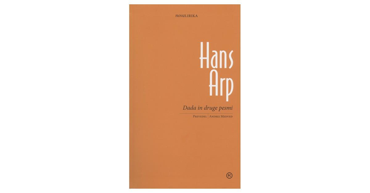 Dada in druge pesmi - Hans Arp   Fundacionsinadep.org