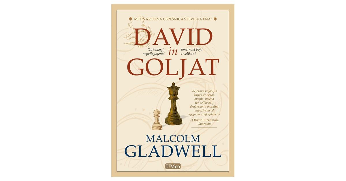 David in Goljat - Malcolm Gladwell | Menschenrechtaufnahrung.org