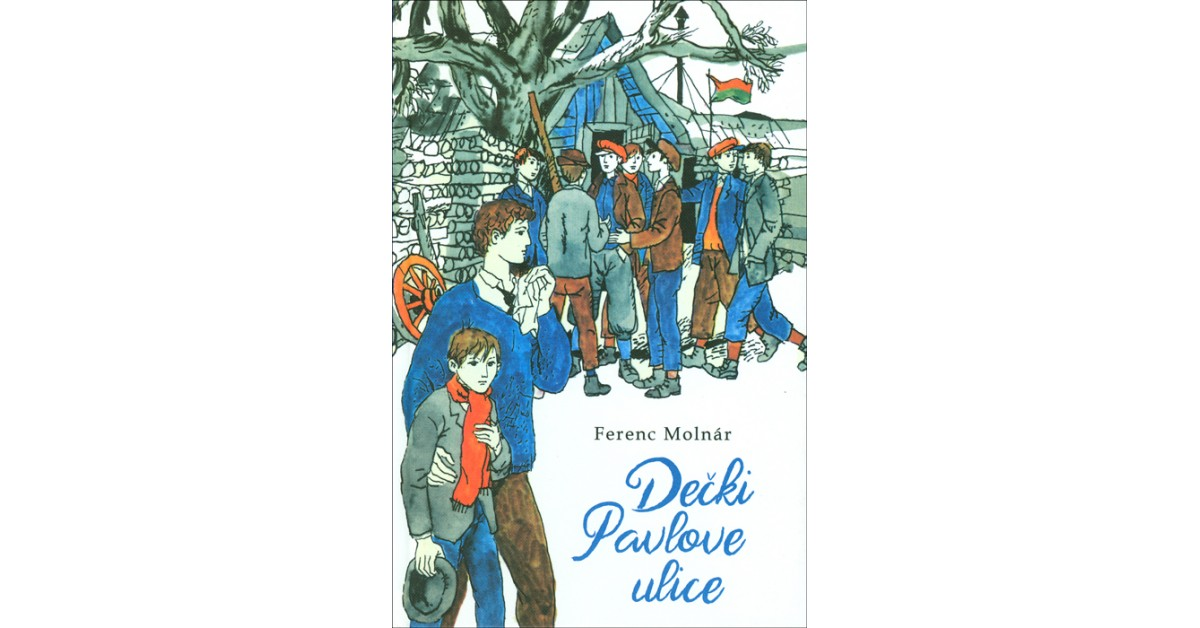 Dečki Pavlove ulice - Ferenc Molnár | Fundacionsinadep.org