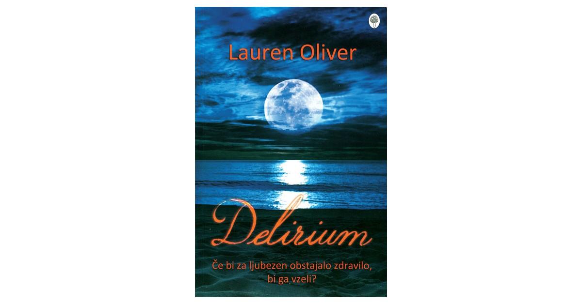 Delirium - Lauren Oliver | Fundacionsinadep.org
