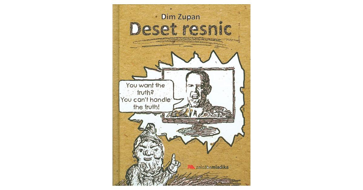 Deset resnic - Dim Zupan   Fundacionsinadep.org