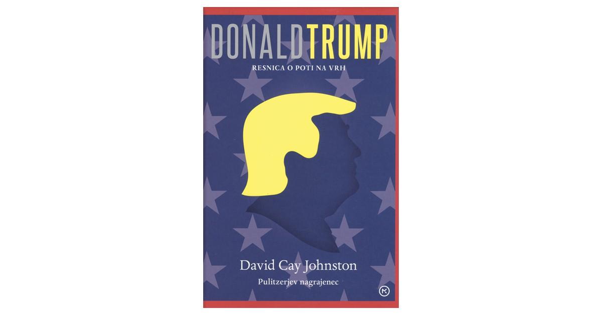 Donald Trump - David Cay Johnston | Fundacionsinadep.org