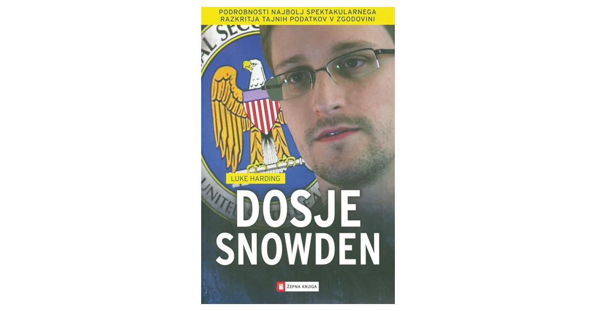 Dosje Snowden - Luke Harding   Fundacionsinadep.org