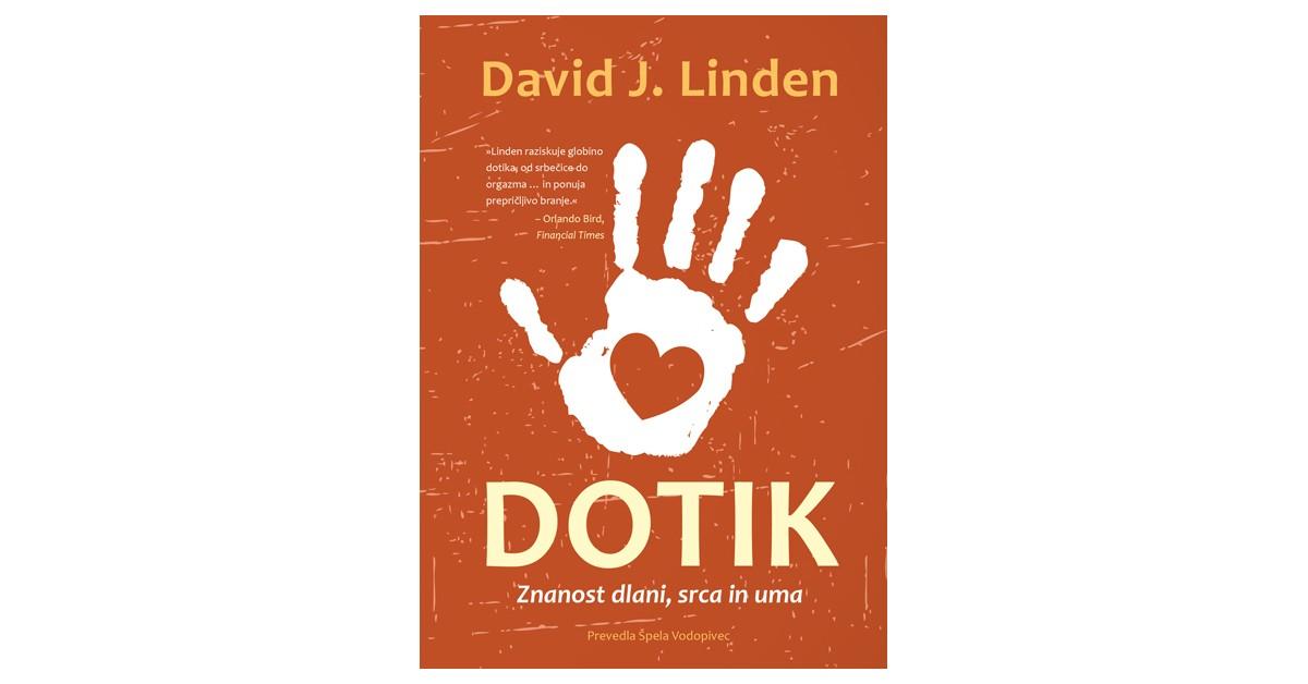 Dotik - David J. Linden | Fundacionsinadep.org