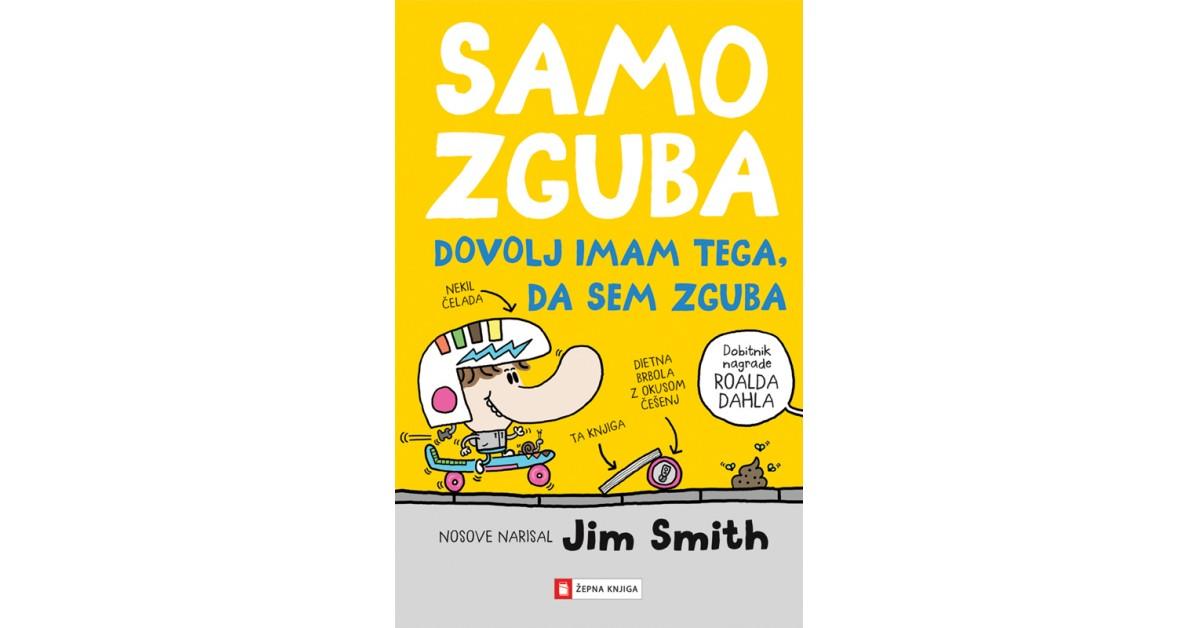 Dovolj imam tega, da sem zguba - Jim Smith | Menschenrechtaufnahrung.org