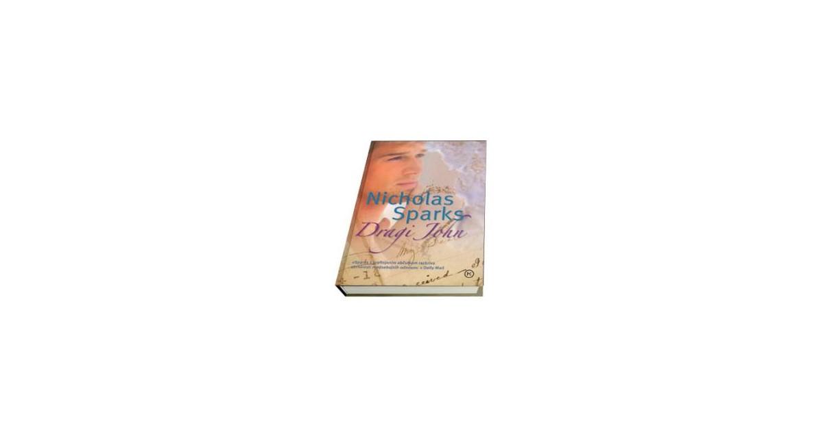 Dragi John - Nicholas Sparks | Fundacionsinadep.org