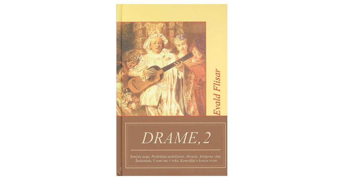Drame, 2 - Evald Flisar | Menschenrechtaufnahrung.org
