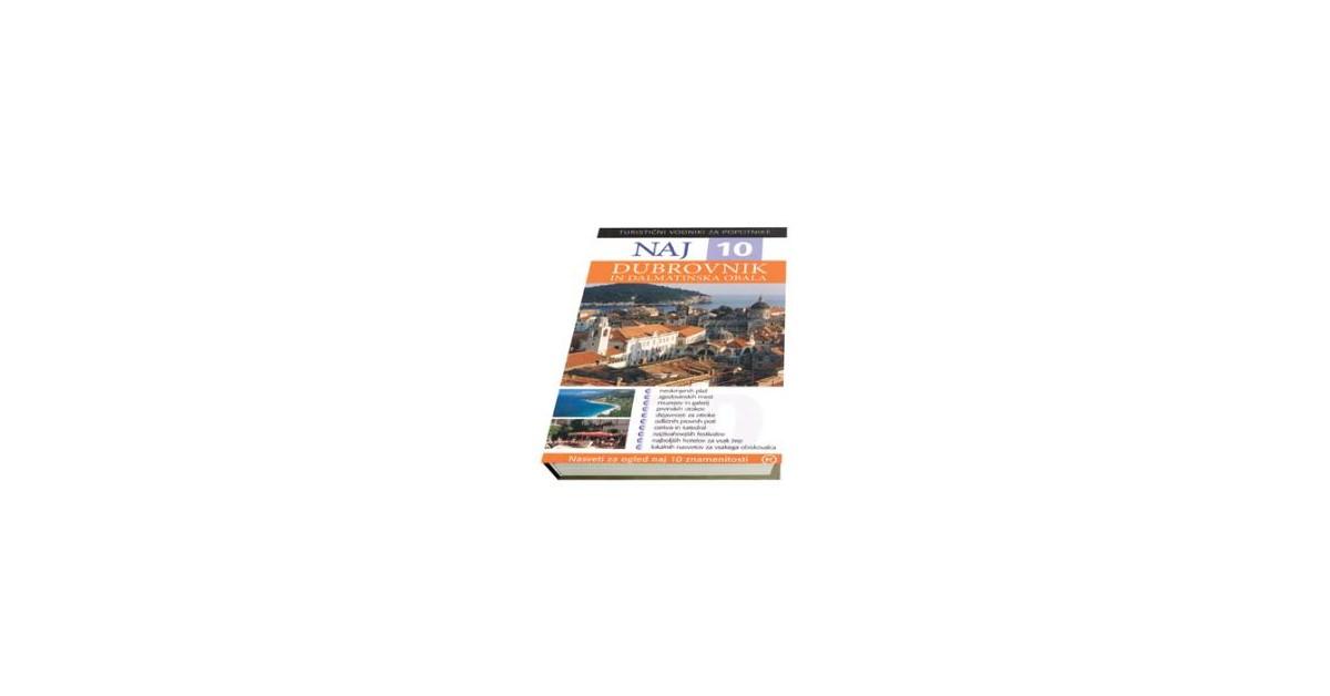 Dubrovnik in dalmatinska obala - Jenny McKelvie, Robin McKelvie | Fundacionsinadep.org