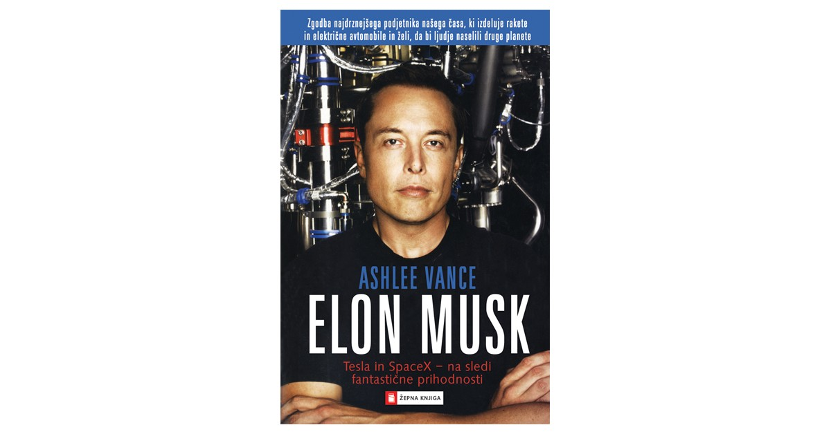 Elon Musk - Ashlee Vance | Menschenrechtaufnahrung.org