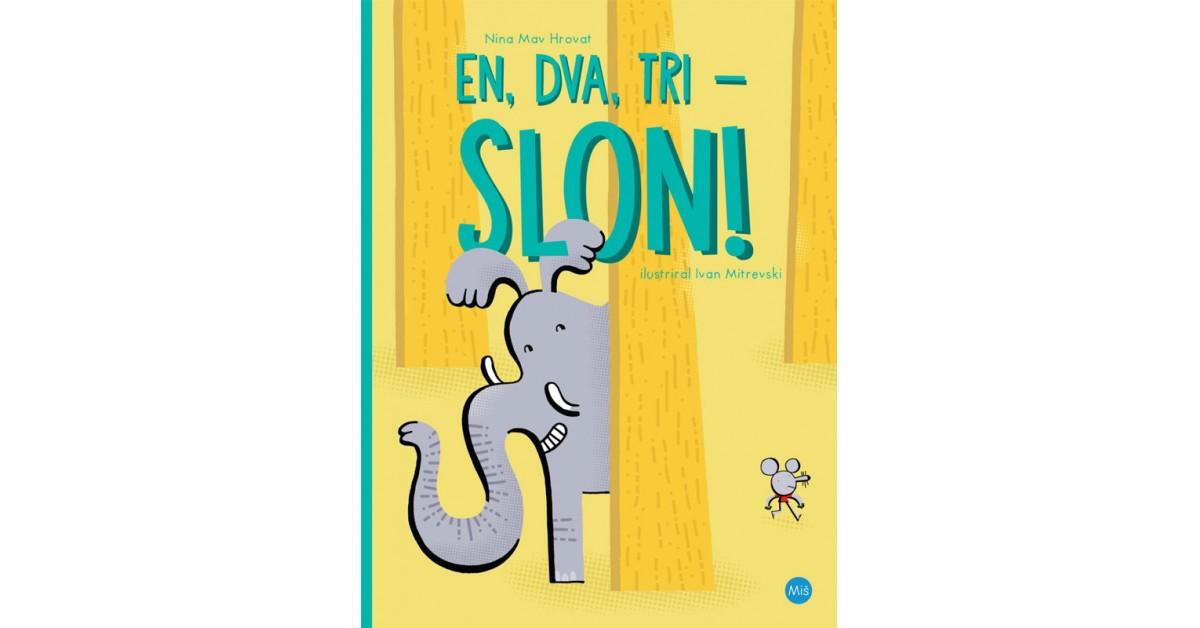 En, dva, tri – slon! - Nina Mav Hrovat   Menschenrechtaufnahrung.org