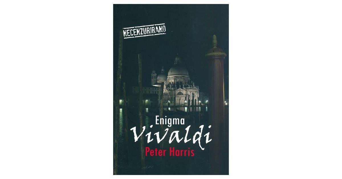 Enigma Vivaldi - Peter Harris | Fundacionsinadep.org