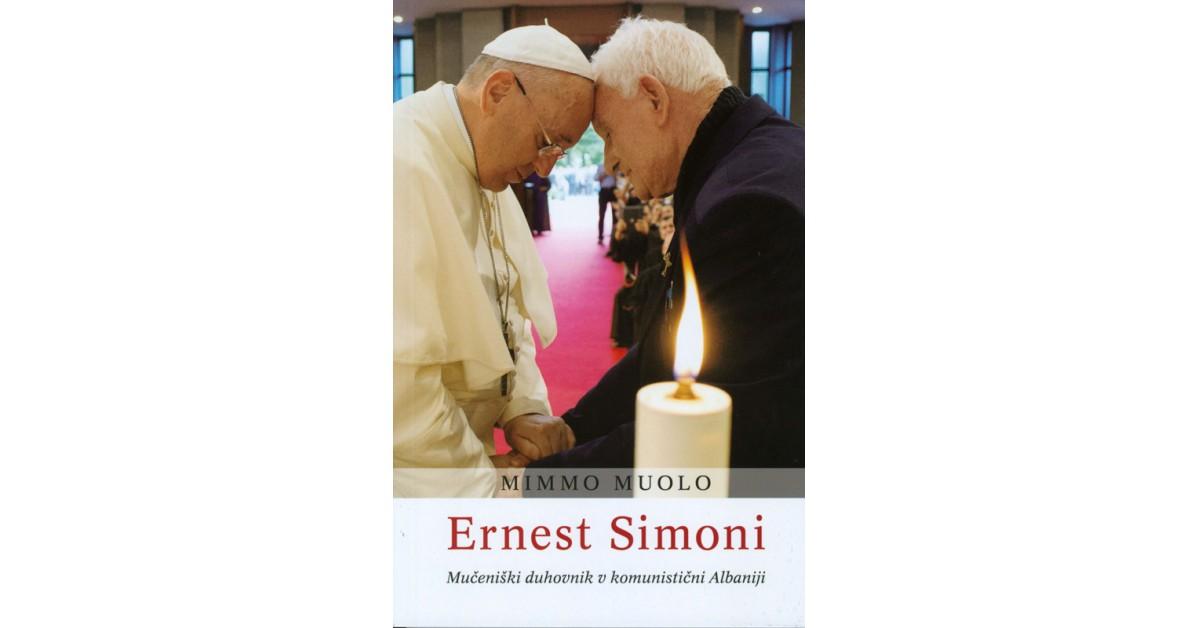 Ernest Simoni - Mimmo Muolo | Menschenrechtaufnahrung.org