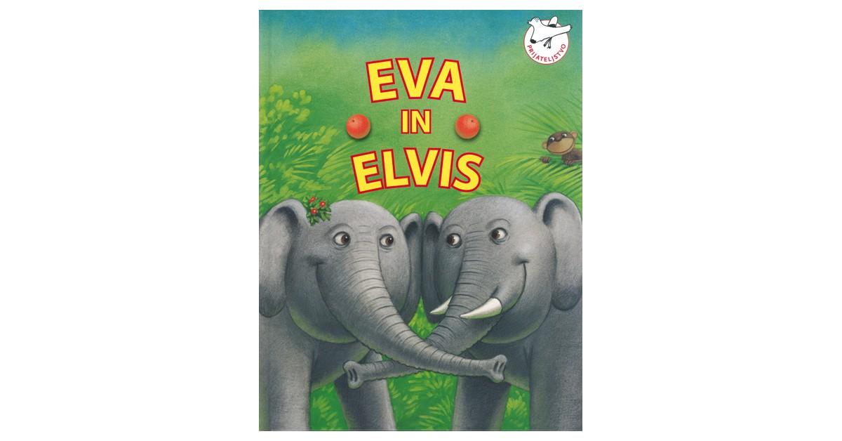 Eva in Elvis - Vivian French | Fundacionsinadep.org
