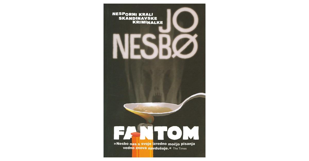 Fantom - Jo Nesbø | Fundacionsinadep.org