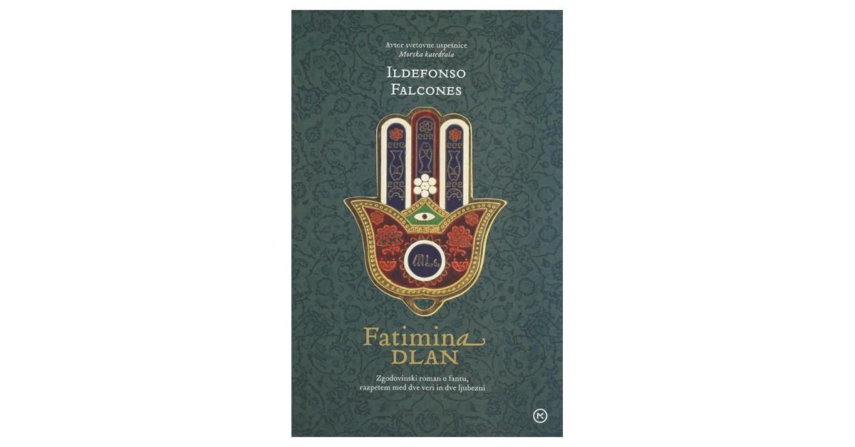 Fatimina dlan - Ildefonso Falcones   Fundacionsinadep.org