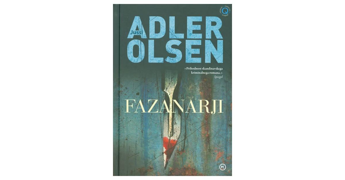 Fazanarji - Jussi Adler-Olsen   Fundacionsinadep.org