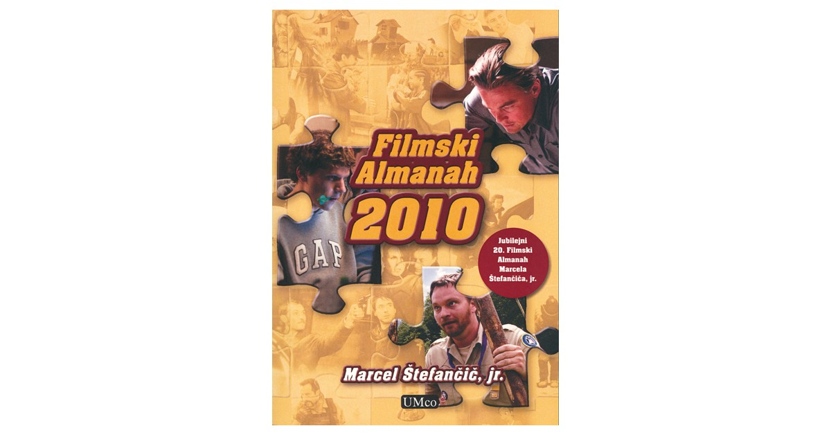 Filmski Almanah 2010 - Marcel Štefančič, jr. | Menschenrechtaufnahrung.org