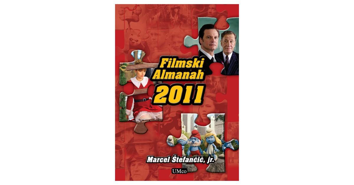 Filmski almanah 2011 - Marcel Štefančič, jr. | Fundacionsinadep.org