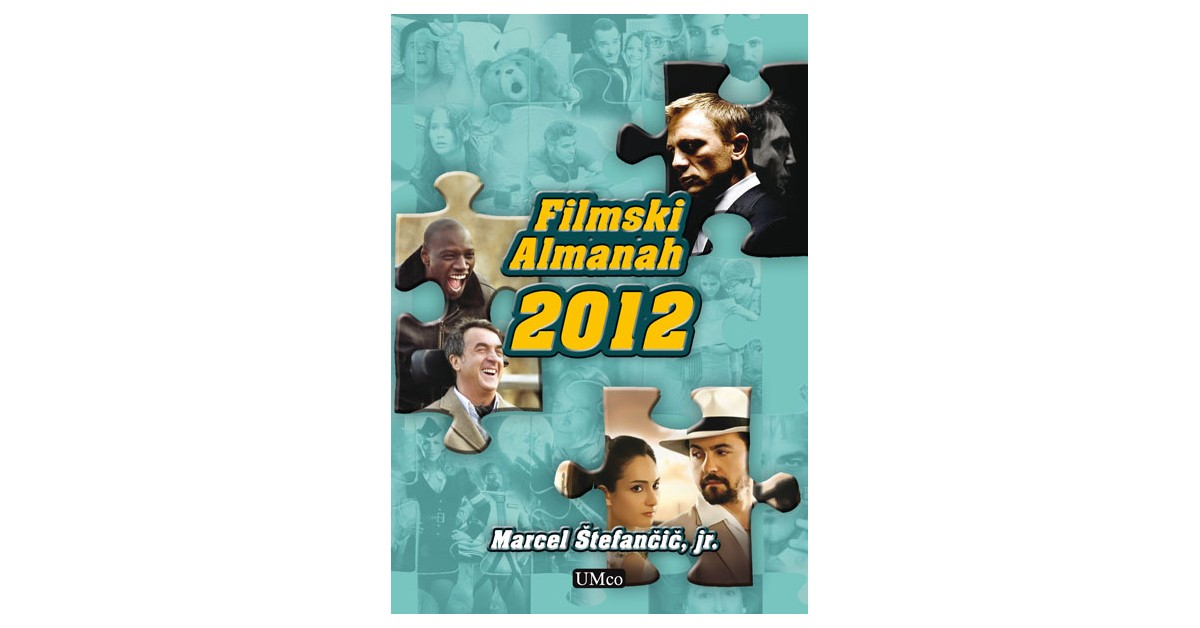 Filmski Almanah 2012 - Marcel Štefančič, jr. | Menschenrechtaufnahrung.org
