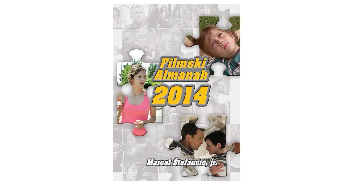 Filmski almanah 2014 - Marcel Štefančič, jr. | Menschenrechtaufnahrung.org