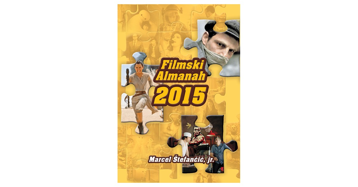 Filmski almanah 2015 - Marcel Štefančič, jr. | Menschenrechtaufnahrung.org