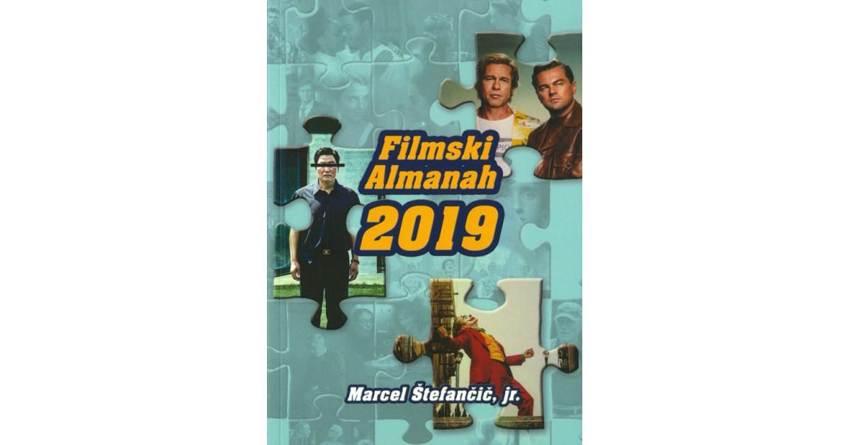 Filmski almanah 2019 - Marcel Štefančič, jr. | Fundacionsinadep.org