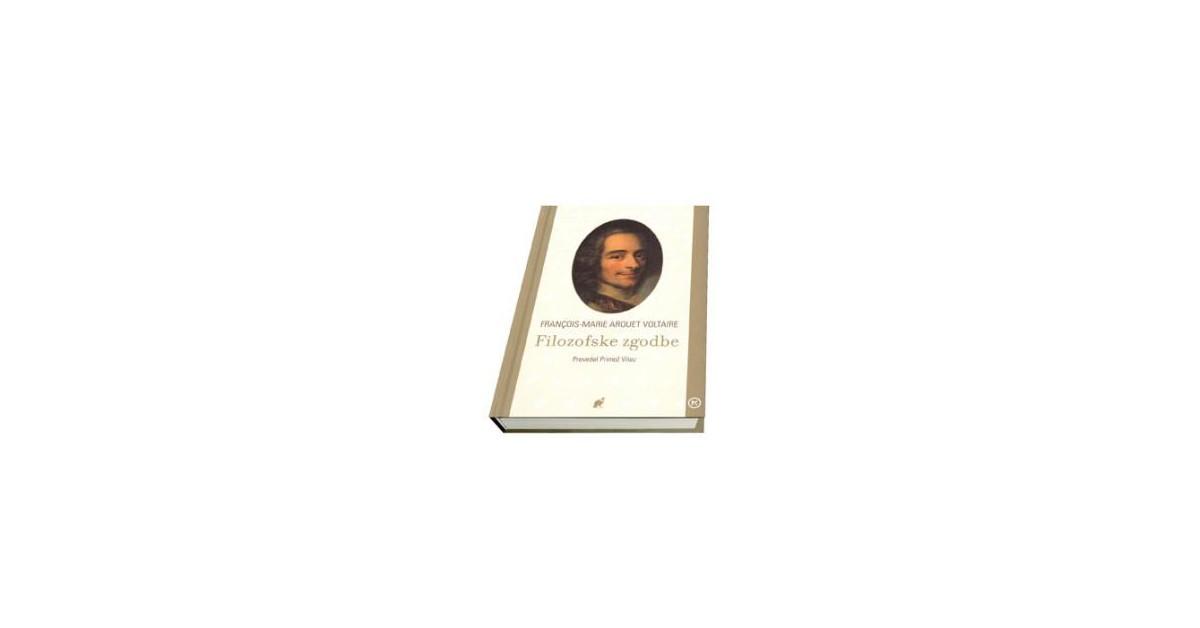 Filozofske zgodbe - François-Marie Voltaire | Fundacionsinadep.org