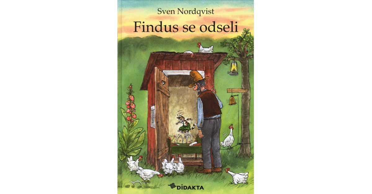Findus se odseli - Sven Nordqvist | Menschenrechtaufnahrung.org