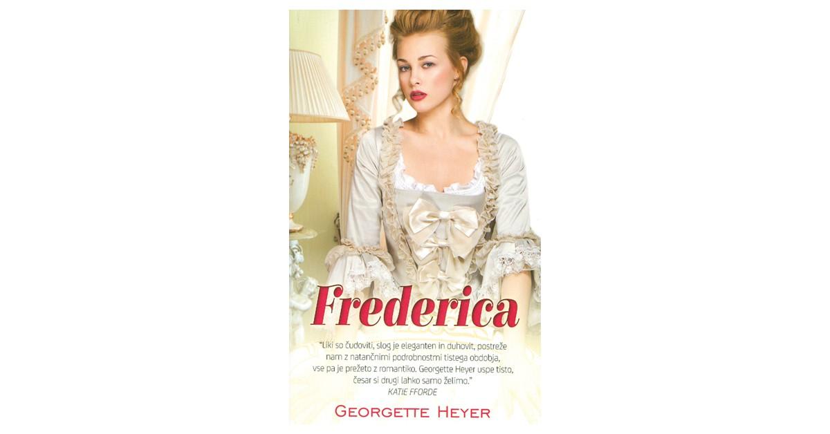 Frederica - Georgette Heyer | Menschenrechtaufnahrung.org