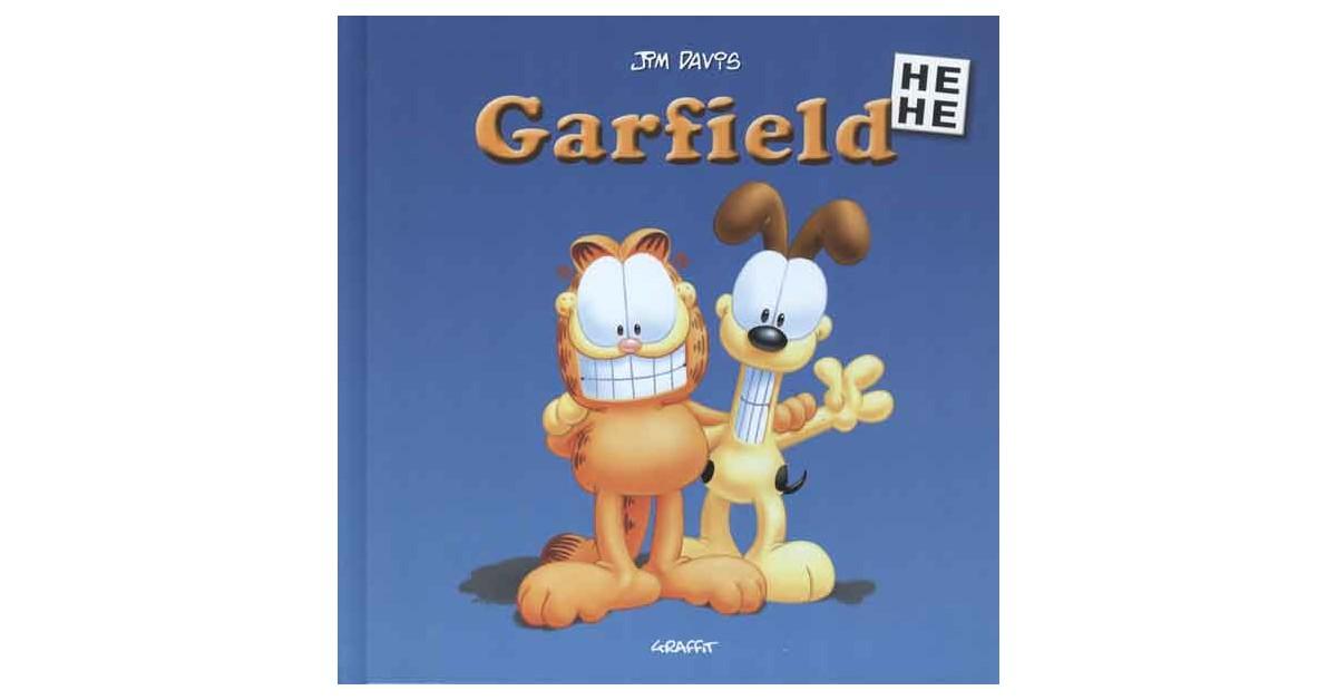 Garfield - Jim Davis | Fundacionsinadep.org