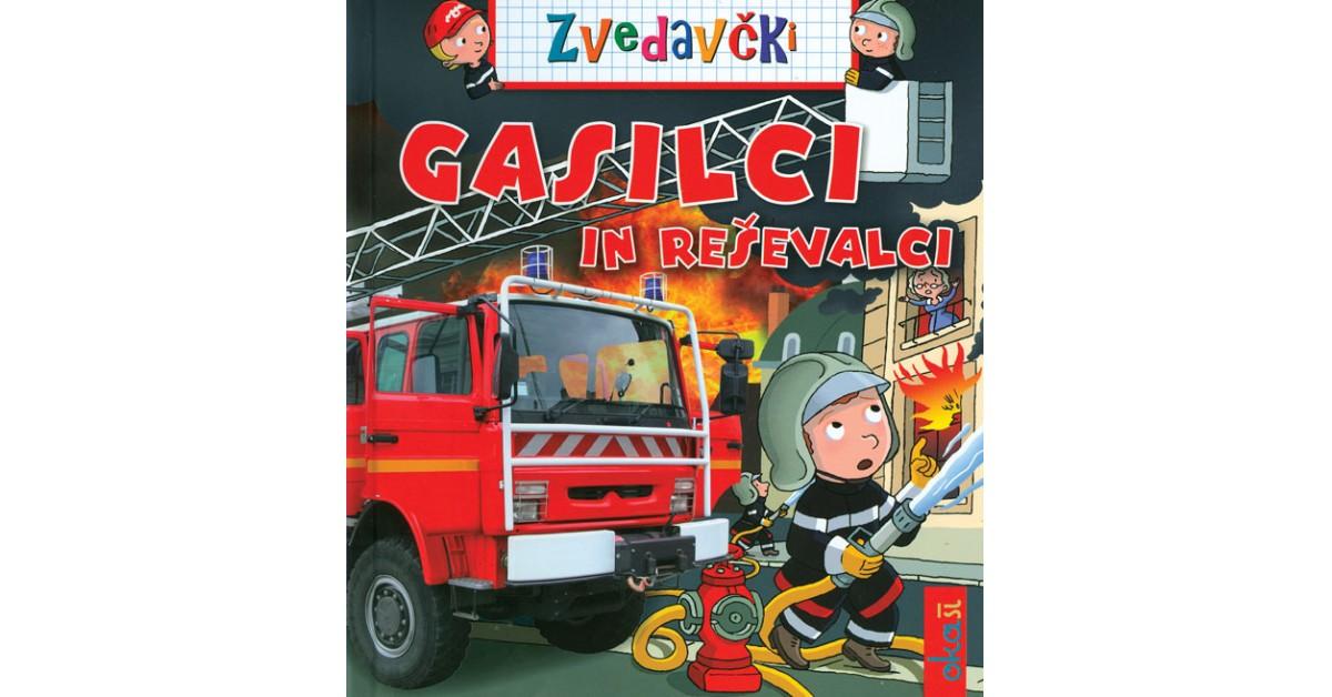 Gasilci in reševalci - Emmanuelle Lepetit | Menschenrechtaufnahrung.org