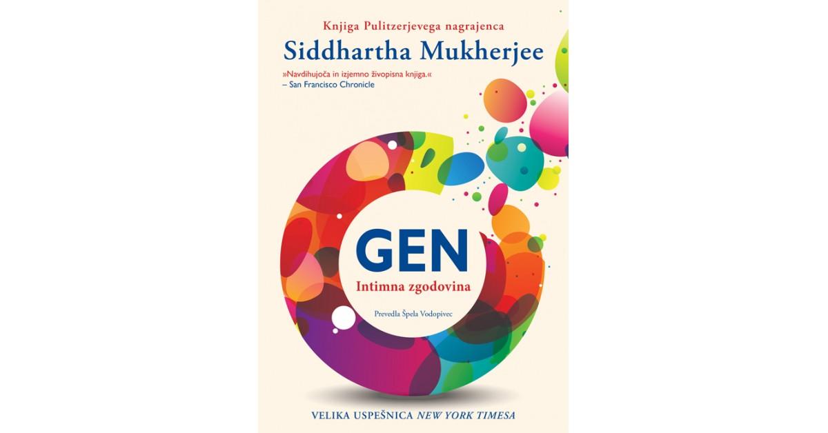 Gen - Siddhartha Mukherjee   Fundacionsinadep.org