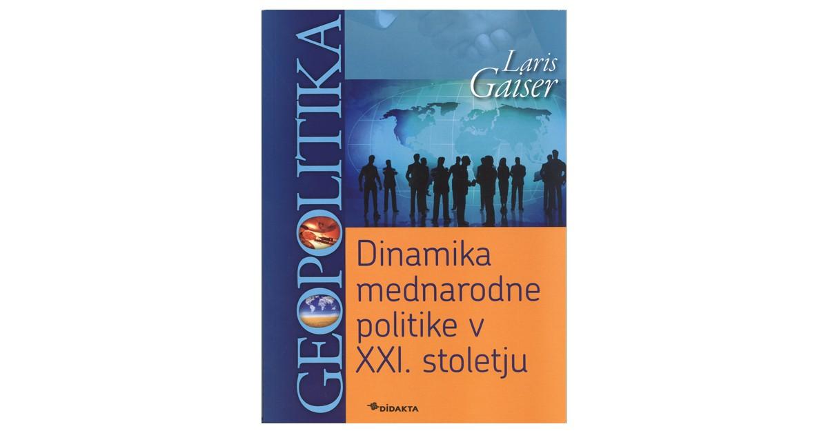 Geopolitika - Lars Gaiser | Fundacionsinadep.org