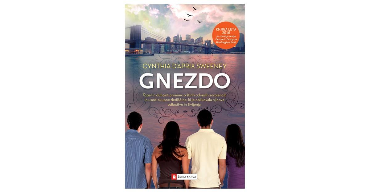 Gnezdo - Cynthia D'Aprix Sweeney | Fundacionsinadep.org