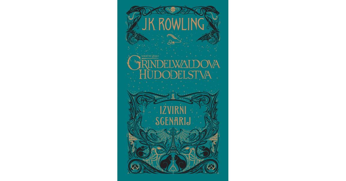Grindelwaldova hudodelstva - J. K. Rowling | Menschenrechtaufnahrung.org