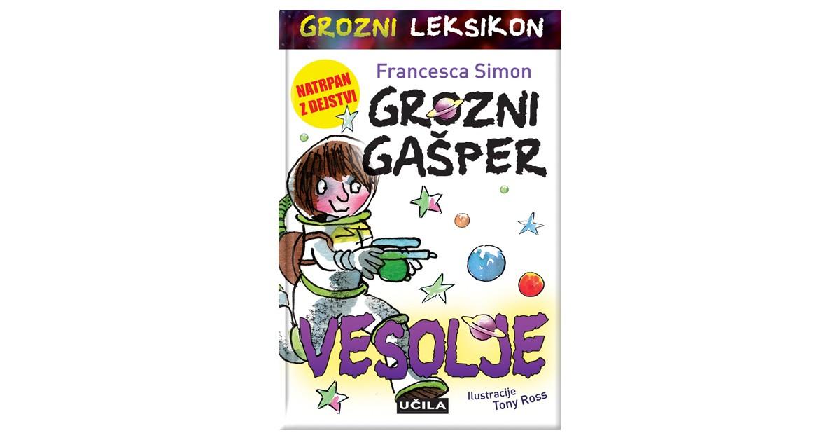 Grozni Gašper - Francesca Simon | Menschenrechtaufnahrung.org