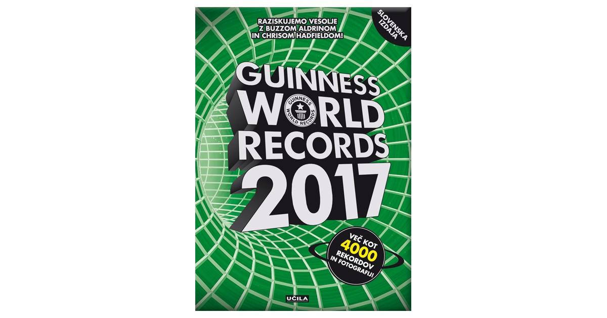 Guinnessova knjiga rekordov 2017