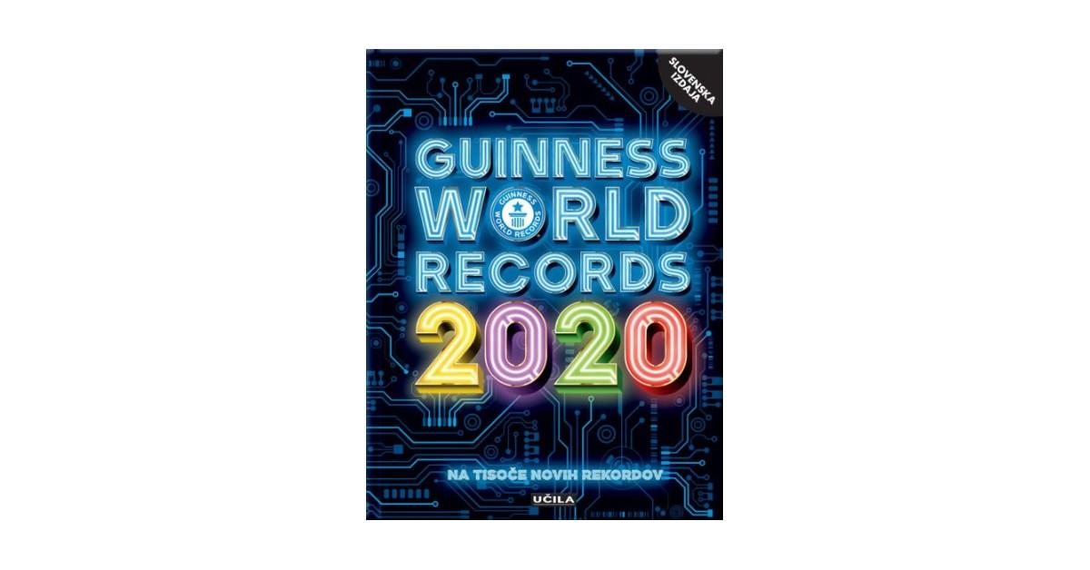 Guinnessova knjiga rekordov 2020