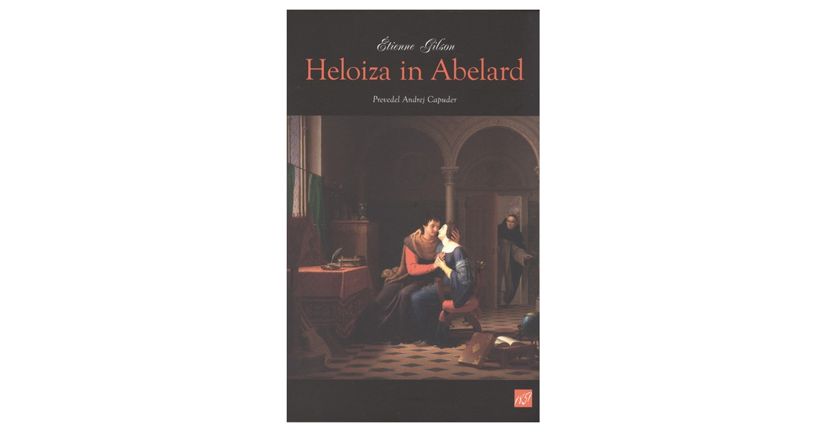 Heloiza in Abelard - Étienne Gilson | Fundacionsinadep.org