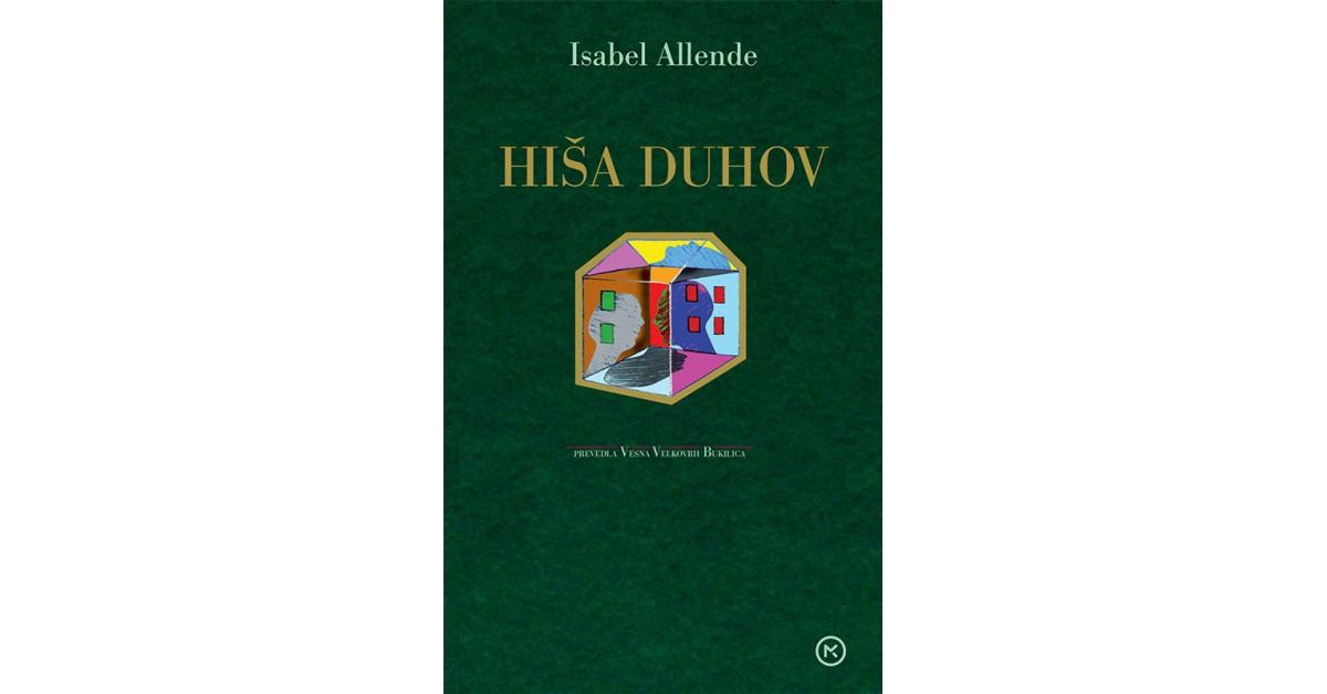 Hiša duhov - Isabel Allende   Menschenrechtaufnahrung.org