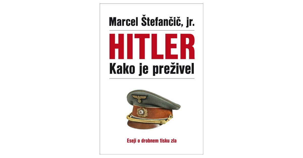 Hitler - Marcel Štefančič, jr. | Menschenrechtaufnahrung.org