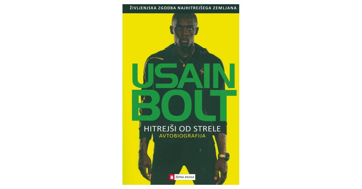Hitrejši od strele - Usain Bolt   Menschenrechtaufnahrung.org