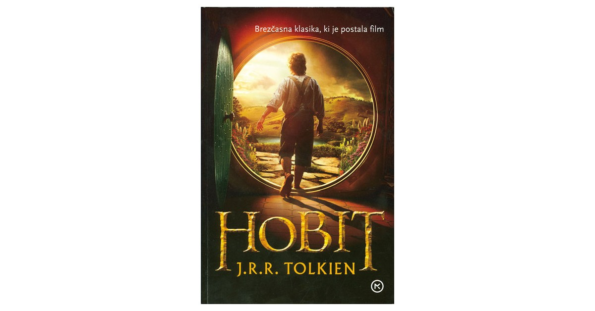 Hobit - J. R. R. Tolkien | Fundacionsinadep.org
